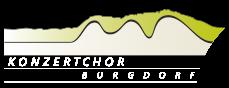 Konzertchor Burgdorf